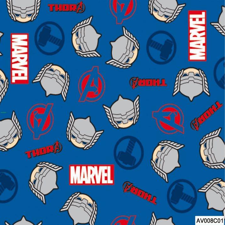 Thor Fundo Royal Vingadores Marvel - AV008c01 - Fernando Maluhy